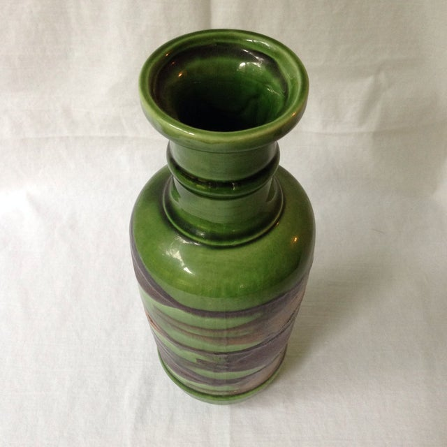 20th Century Mid Century Modern Royal Haeger Earth Wrap Vase Chairish