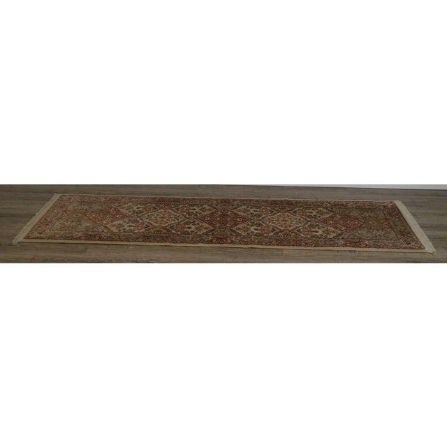 High Quality American Made Wool Runner Carpet by Karastan Store Item#: 22848