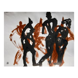 DANCE CLASS by Adria Becker