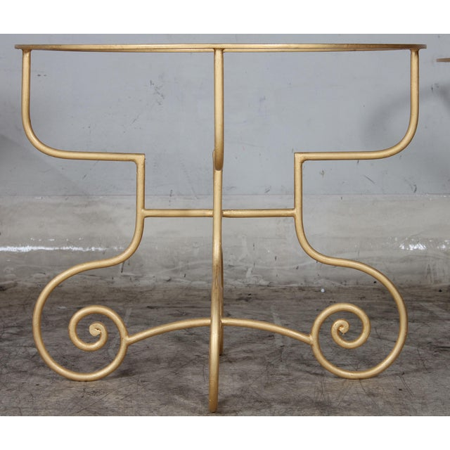 Metal Dining Table Base - Image 5 of 5