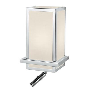 Chelsea Polished Chrome With Led Wall Light For Sale