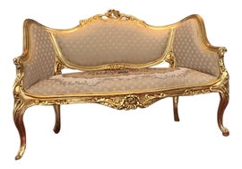 Image of Gold Leaf Standard Sofas