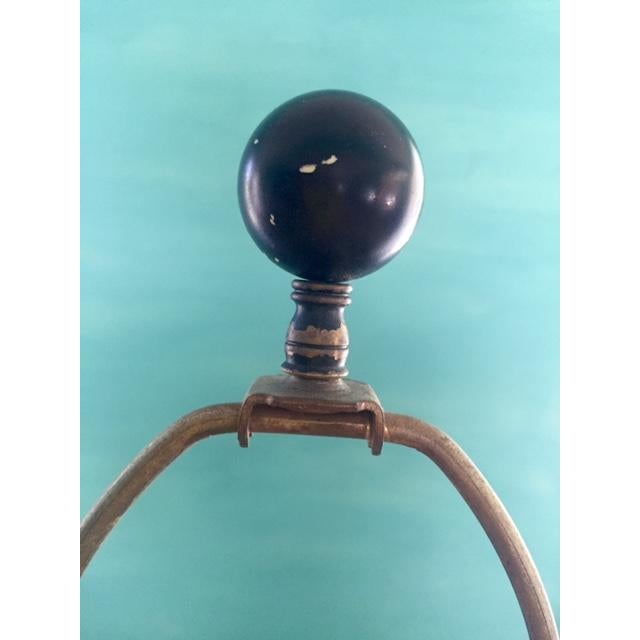 Vintage Ginger Jar Lamps - A Pair - Image 3 of 9