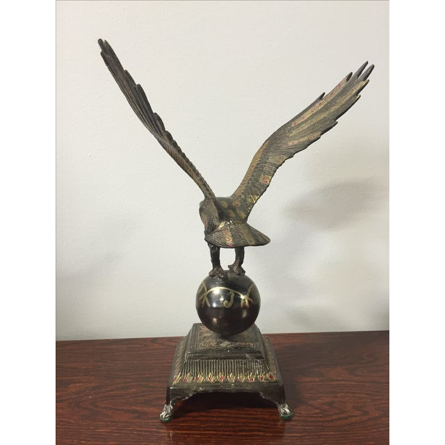 Brass Eagle For Sale - Image 4 of 8