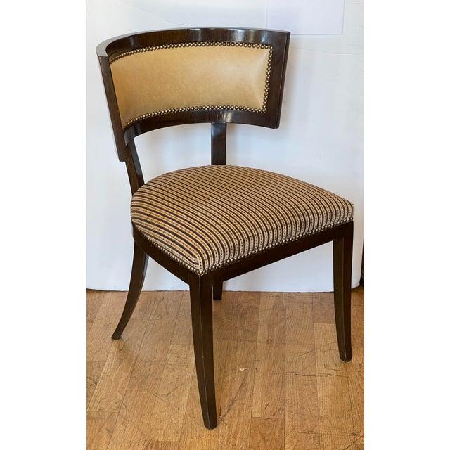 Dessin Fournir Dessin Fournir Kerry Joyce Klismos Chair For Sale - Image 4 of 6