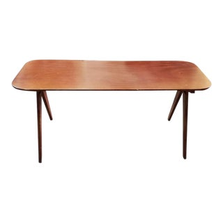 Mid Century Rosewood Coffee Table C.1960 For Sale