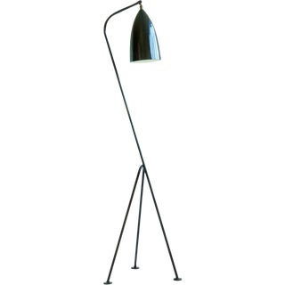 Greta Grossman Grasshopper Floor Lamp For Sale