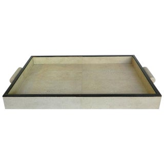 Genuine Shagreen Tray