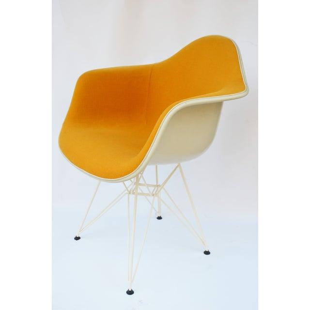 Vintage Herman Miller Girard Fiberglass Arm Chair - Image 4 of 9