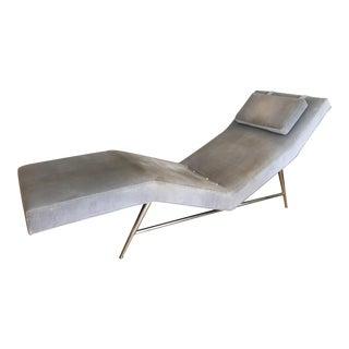 Milo Baughman Model #149 1953 Chaise For Sale