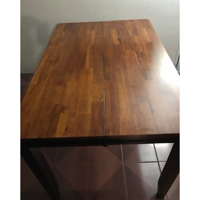 Modern Bar High Dining Table Set For Sale - Image 3 of 9