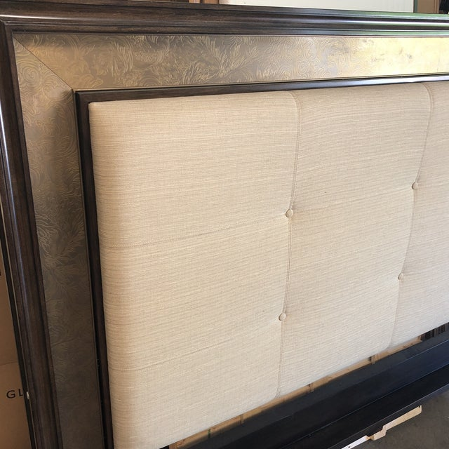 Hickory White Hickory White King Bed For Sale - Image 4 of 12