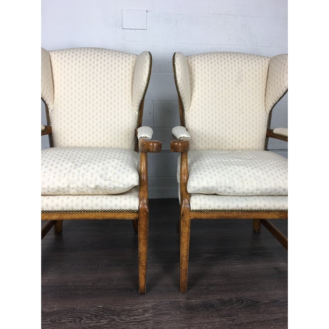 Minton-Spidell English Barber Chairs - a Pair - Image 3 of 10