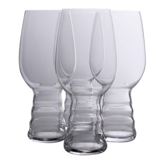 Riedel O Series Beer Glasses - Set of 4 For Sale
