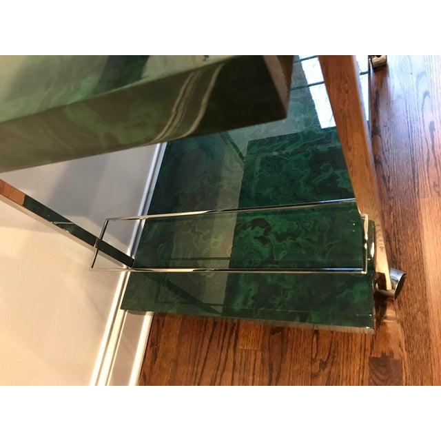 Maddox Maln Bar Cart For Sale - Image 9 of 13