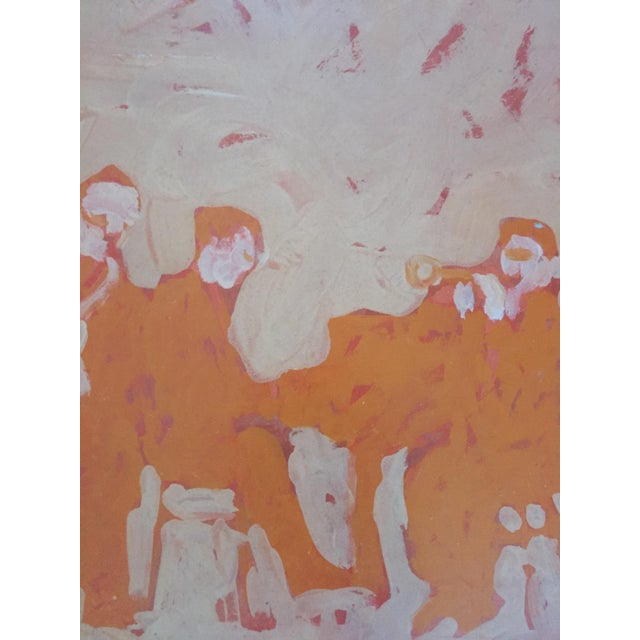Mid Century Bay Area Figurative Musicians Painting - Image 4 of 10