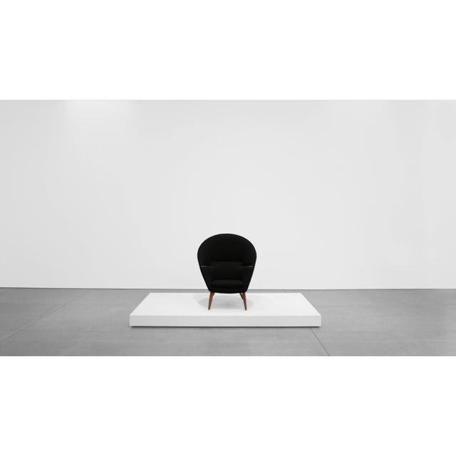 Danish Modern Nanna Ditzel, Lounge Chair C. 1953 For Sale - Image 3 of 6