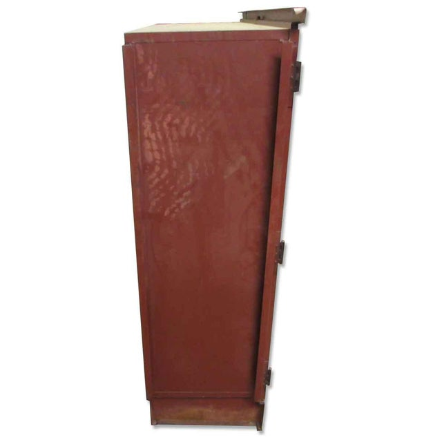 Wood & Metal Cabinet - Image 9 of 9