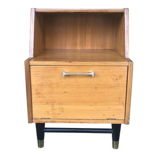 1960s Mid Century Modern Nightstand by Drexel For Sale