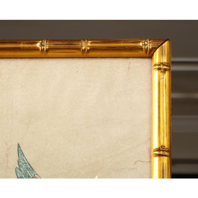 Framed Gracie Wallpaper Panel For Sale - Image 11 of 12
