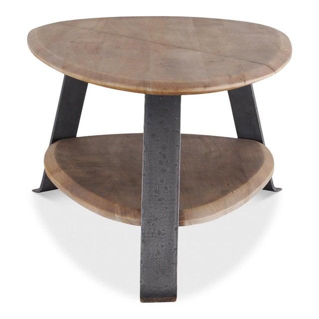 Sarreid Ltd. Pebble Coffee Table For Sale - Image 4 of 8