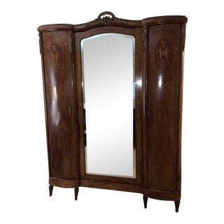 Late 19th Century French Armoire For Sale