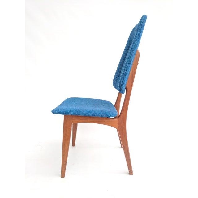 1960s Scandinavian Modern Sorheim Bruk Teak Dining Chairs - Set of 10 For Sale In Sacramento - Image 6 of 13