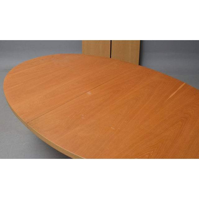 1970s Matching Table by Kurt Stervig for Kp Furniture- Set of 8 For Sale - Image 5 of 8