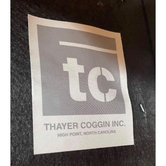 Milo Baughman for Thayer Coggin the 1937 Armchair For Sale - Image 9 of 9