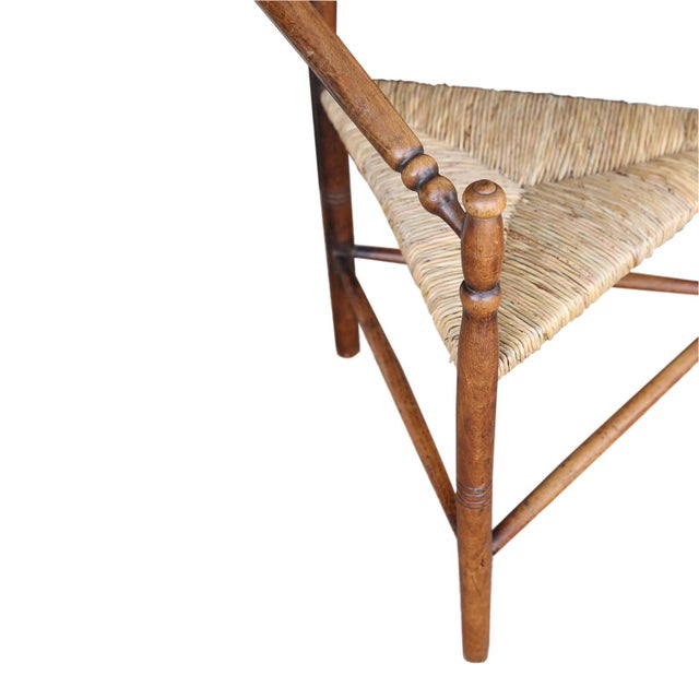 Set of Four Early 20th Century Turner Chairs by William Birch For Sale - Image 10 of 10