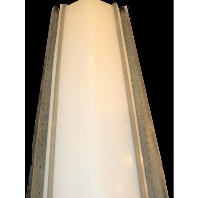 Large French Mid-Century Sconces, Mathieu Matégot - a Pair For Sale - Image 12 of 13