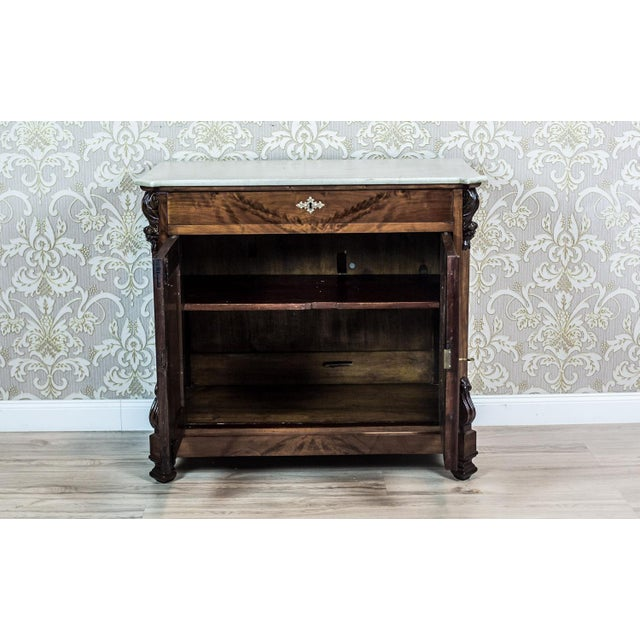 19th Century Louis Philippe Cabinet For Sale - Image 10 of 13