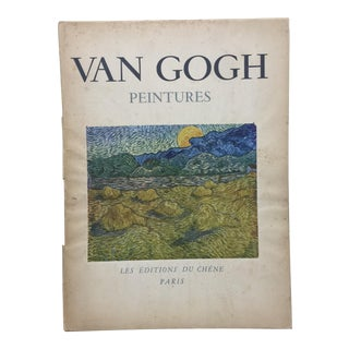 Van Gogh Portfolio of Fine Lithographic Prints, 1946 For Sale