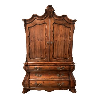 Ralph Lauren Classic French Country Storage Unit/Armoire For Sale