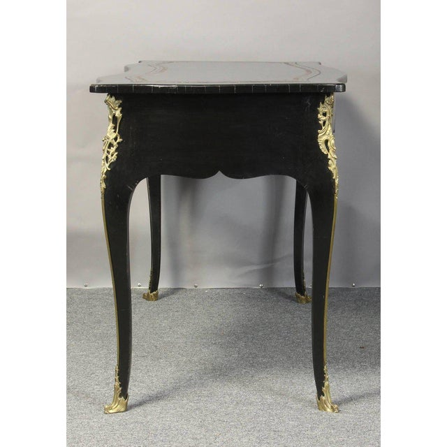 French Louis XV Writing Desk For Sale - Image 3 of 11