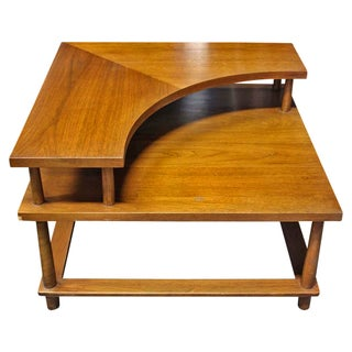 John Widdicomb 2-Tier Coffee Table For Sale