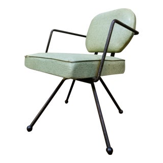 Mid-Century Modern Child's Lounge Chair For Sale