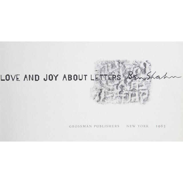 Love and Joy About Letters For Sale - Image 4 of 5