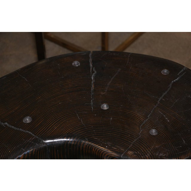 Daniel Pollock Yin Yang Table by Daniel Pollock- 2 Pieces For Sale - Image 4 of 10