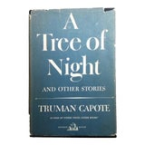 "Image of 1949 ""A Tree of Night : and Other Stories"" Collectible Book For Sale"