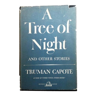 "1949 ""A Tree of Night : and Other Stories"" Collectible Book For Sale"