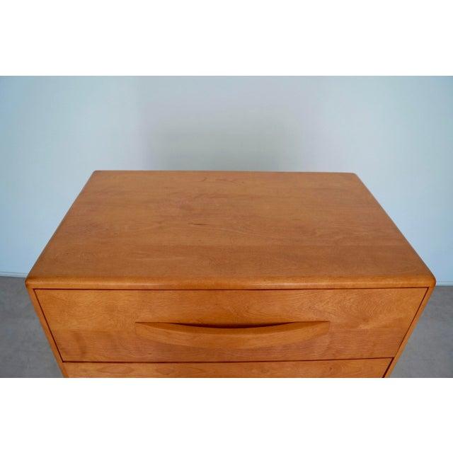 Maple 1930s Mid-Century Modern Heywood Wakefield Dresser For Sale - Image 7 of 13