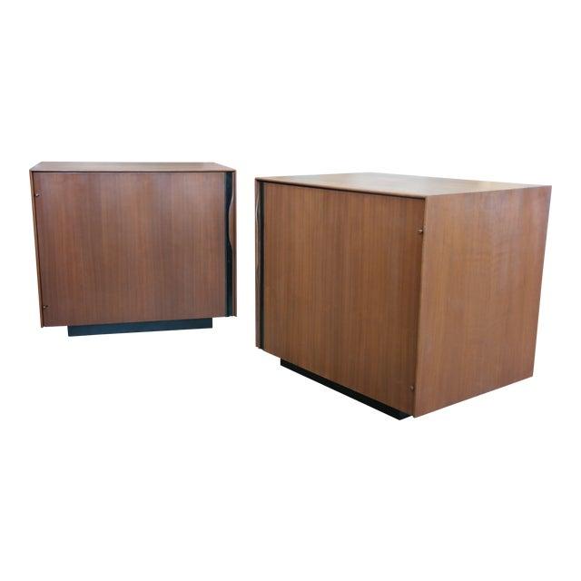 Bar Cabinets by John Kapel for Glenn of California - A Pair - Image 1 of 4