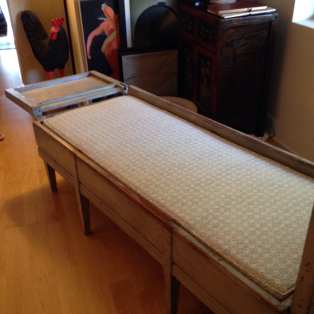 Antique Gustavian Daybed - Image 4 of 11