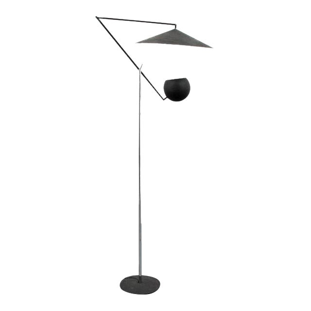 Distinguished robert sonneman articulated floor lamp usa 1960s robert sonneman articulated floor lamp usa 1960s image 1 of 5 mozeypictures Images