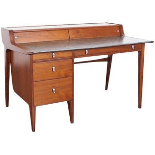 Vintage Drexel Desk by John Van Koert For Sale