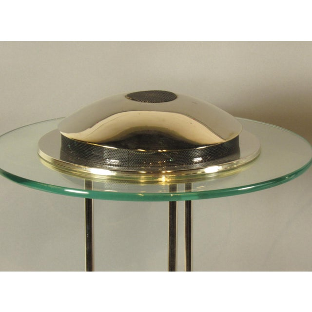 Sonneman Lighting Sonneman Saturn Lamps - A Pair For Sale - Image 4 of 8