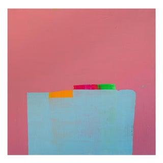 "Paul Behnke ""Steelville 1984"", Painting For Sale"