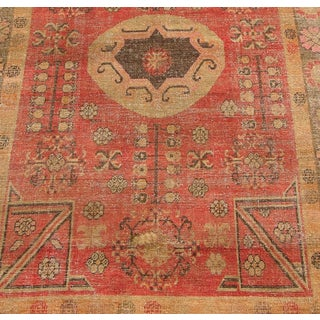 Early 20th Century Antique Khotan Handmade Rug - 5′1″ × 8′ - Size Cat. 5x8 6x9 Preview