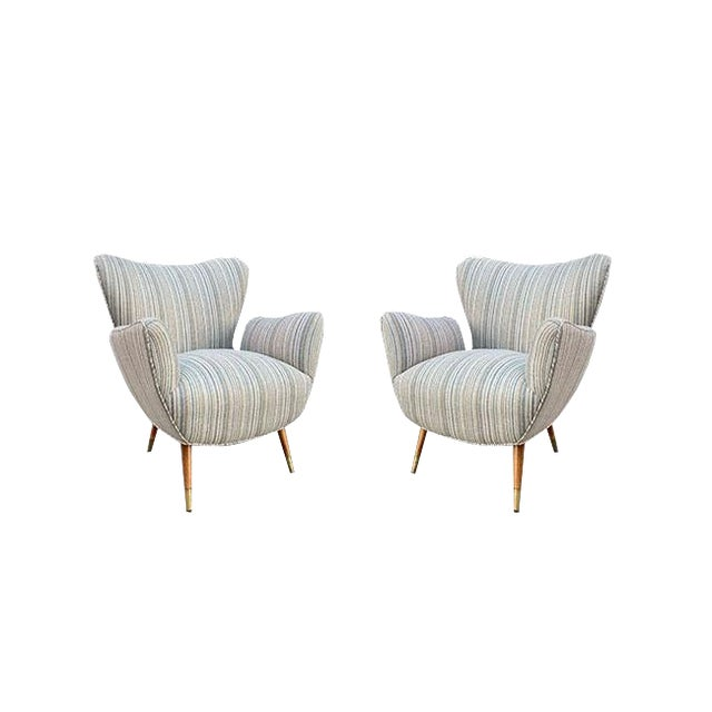 Pair of Butterfly Chairs For Sale